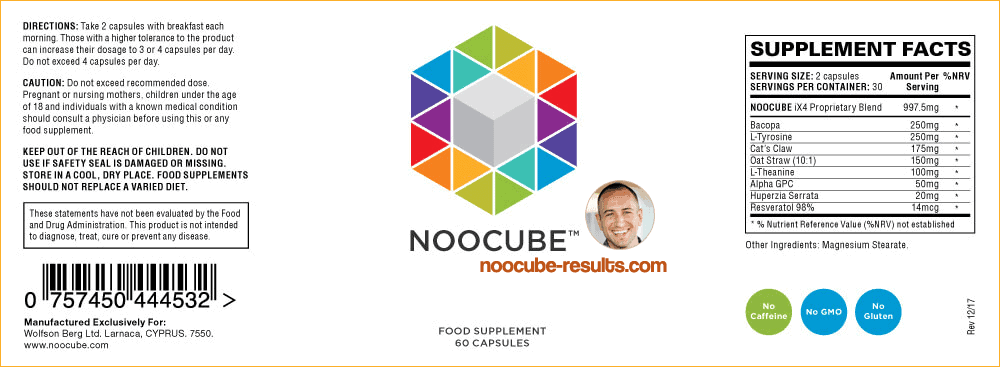 NooCube Vs Adderall - Which Brain Supplement is Better?