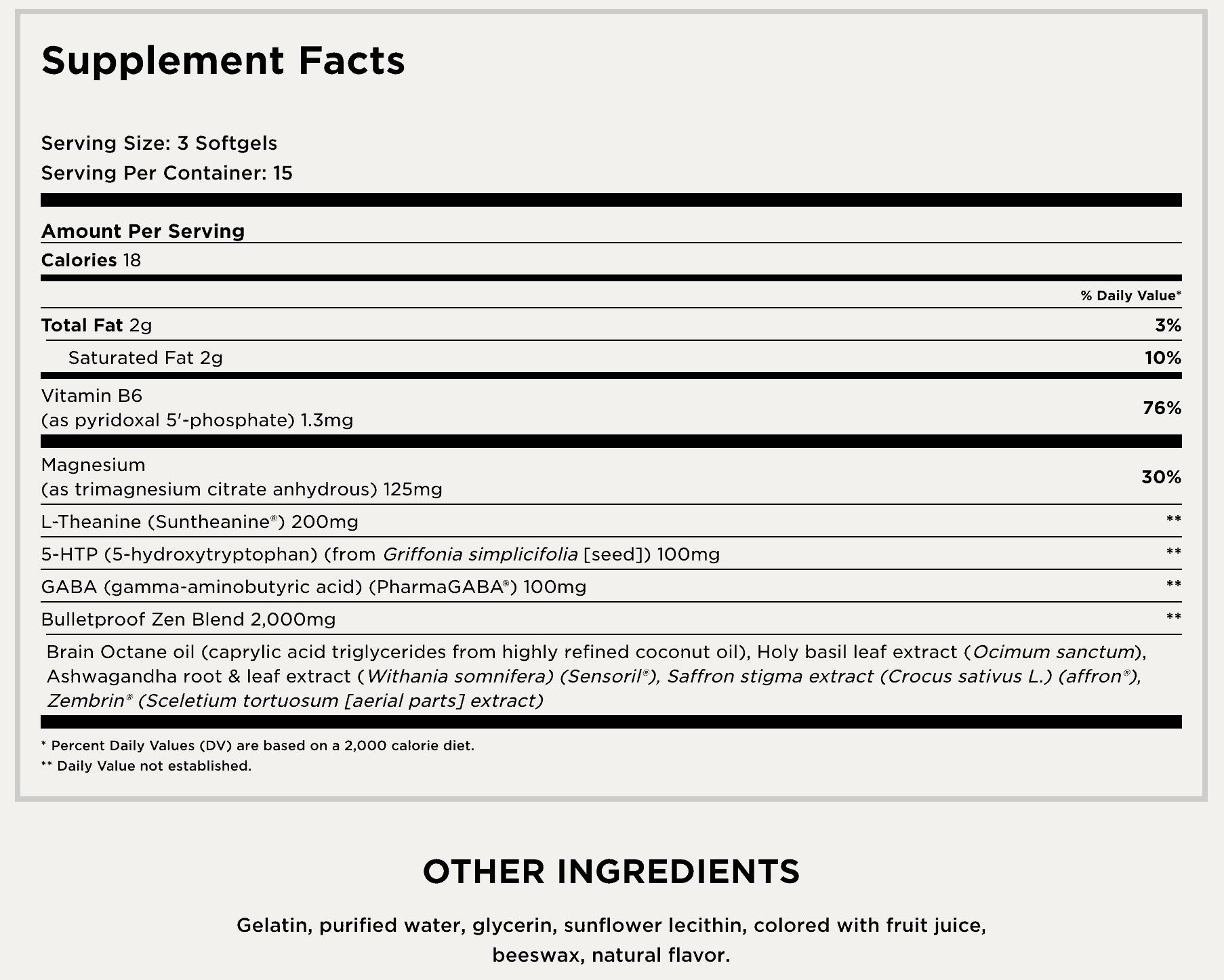 Zen Mode Review 2020 Is Bulletproof S Supplement Any Good